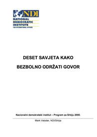 27-DesetSavjetaKakoBezbolnoOdrzatiGovor